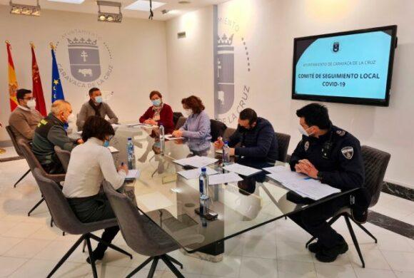 El Ayuntamiento de Caravaca complementa la normativa regional con una serie de medidas municipales para frenar el avance de la pandemia