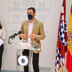 El Ayuntamiento de Caravaca insiste en la necesidad de un plan de rescate nacional y regional para el comercio minorista