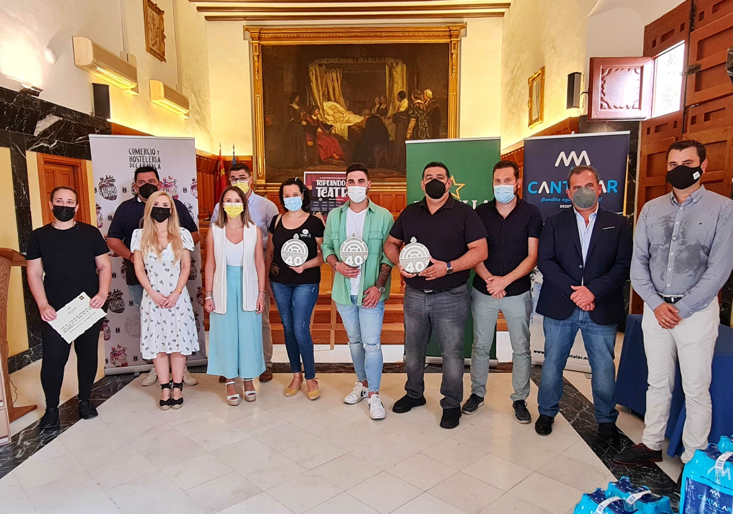 Caravaca fusiona cultura, turismo y gastronomía en la programación municipal de verano